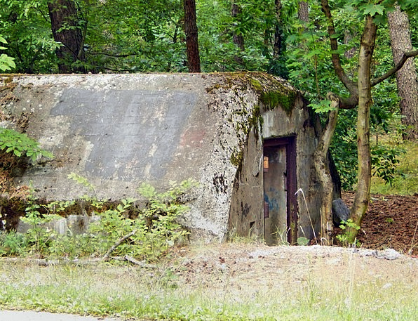 Bunker Shelter Protection Fortification Defense Th