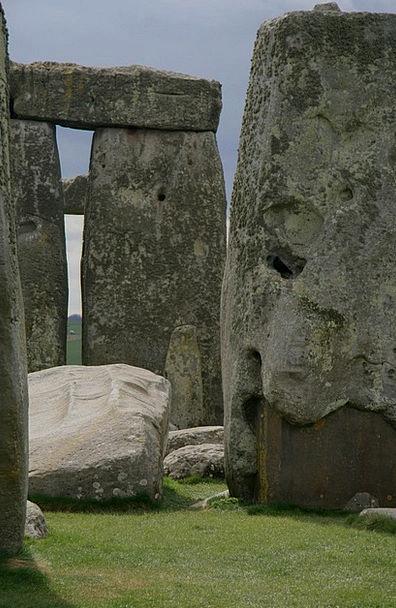Stonehenge Buildings Architecture Monument Memoria