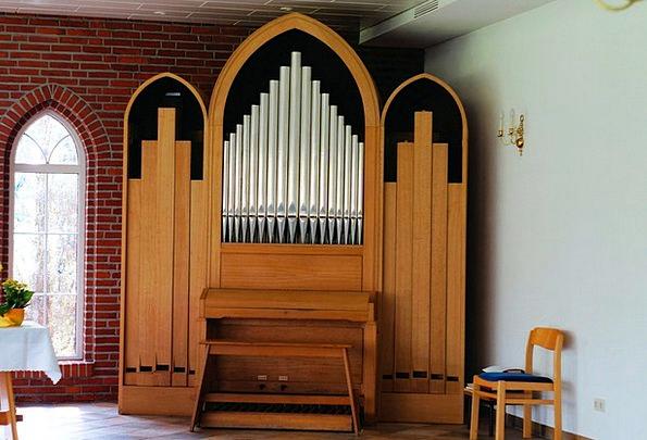 Organ Structure Ecclesiastical Music Melody Church