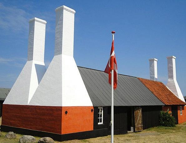 Cottage Hut Bornholm Denmark