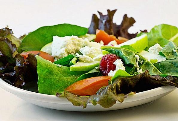 Salad Drink New Food Food Nourishment Fresh Diet H