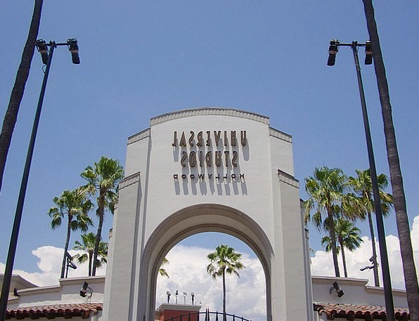 Universal Studios Monuments Places California Holl