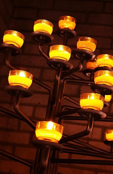 Sacrificial Lights Tapers Tealight Candles Prayer
