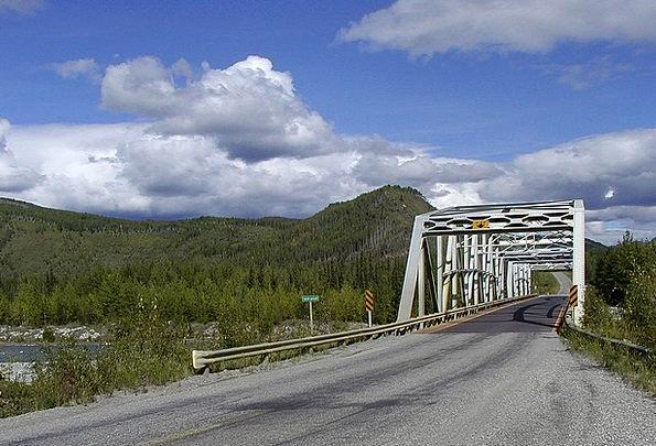 Bridge Bond Landscapes Scenery Nature Nature Count