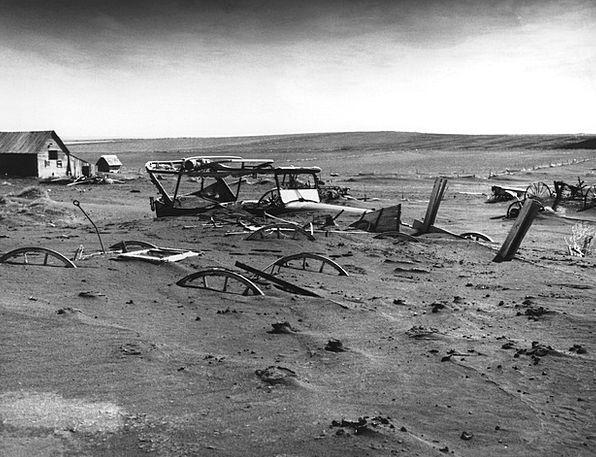 Buried Suppressed Overwhelmed Devastation Destruct