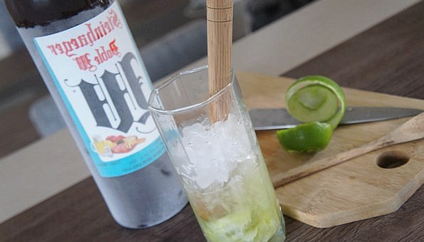 Caipirinha Drink Dud Food Drink Beverage Lemon