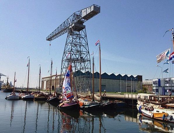 Dock Port Vlissingen Schelde Quarter Zealand Walch