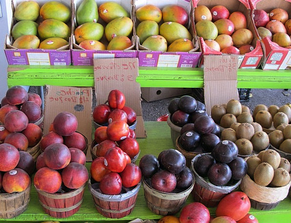 Farmers Market Drink Crop Food Fresh New Produce T