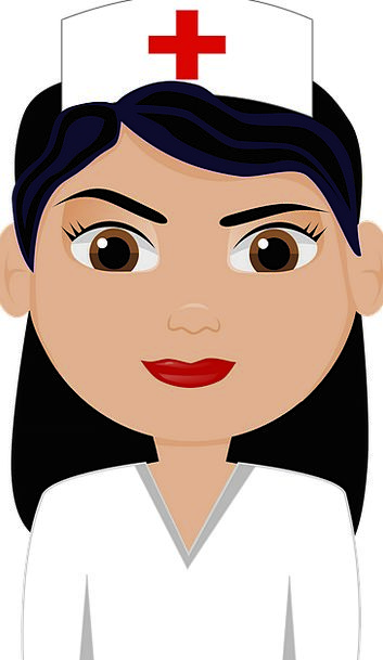 Nurse Harbor Fashion Beauty Person Being Woman Cut