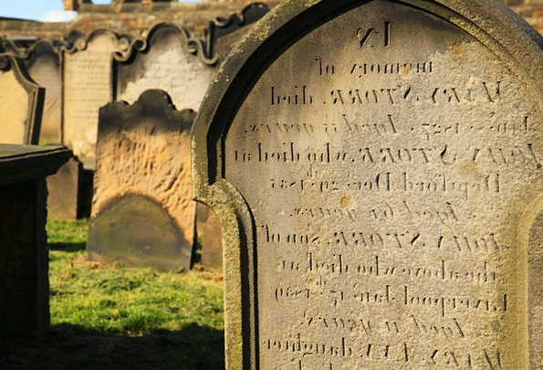 Cemetery Demise Grave Serious Death Gravestone Tom