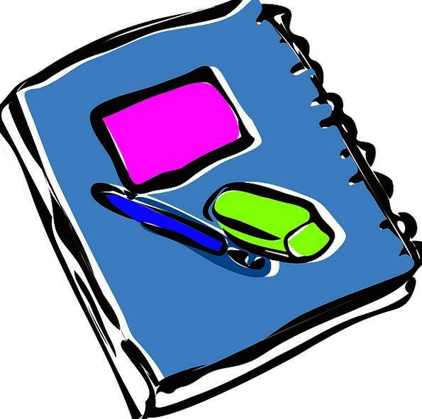 Notebook Pad Communication Periodical Computer Era