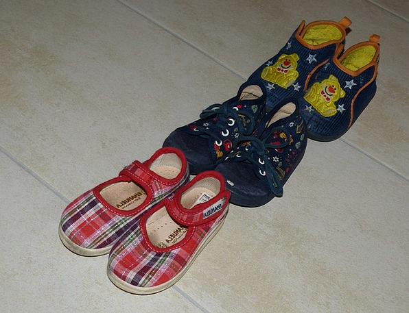 Shoes Series Sequence Children'S Shoes Clothing Sa
