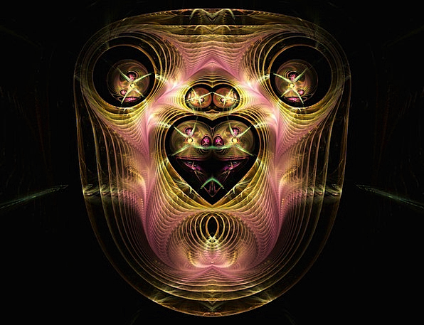 Fractal Emotion Love Darling Heart Paradise Passio