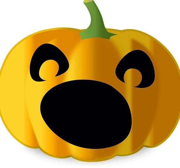 Scared Jack-O-Lantern | PixCove
