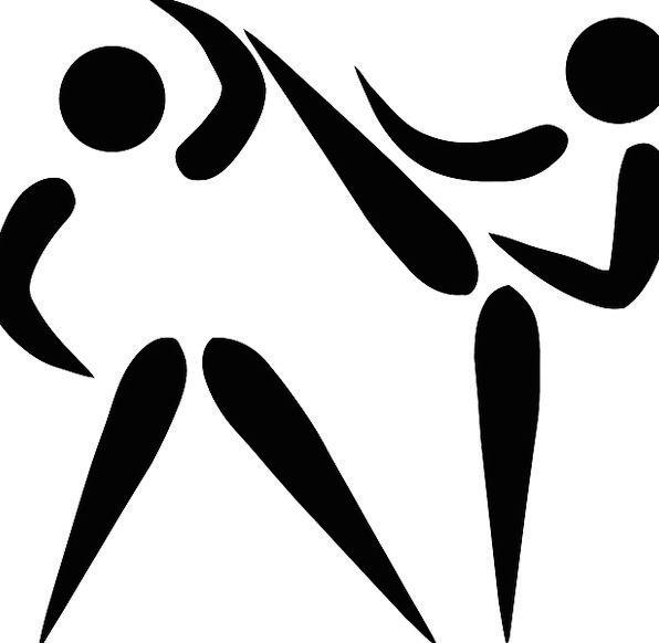 Taekwondo Military Arts Paintings Martial Free Vec