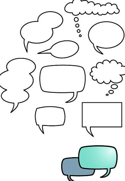 Speech Language Inflatable Thinking Rational Ballo