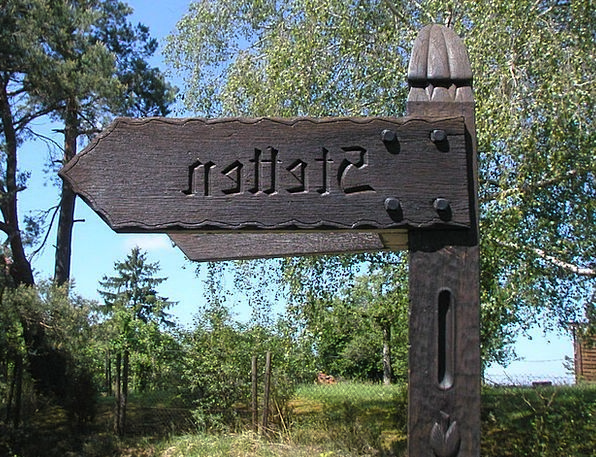 Directory Almanac Signs Wood Timber Signposts Rems