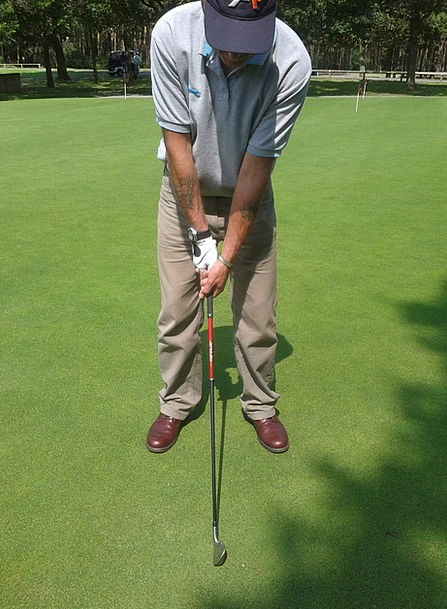 Golf Gentleman Sport Diversion Man Precision Activ