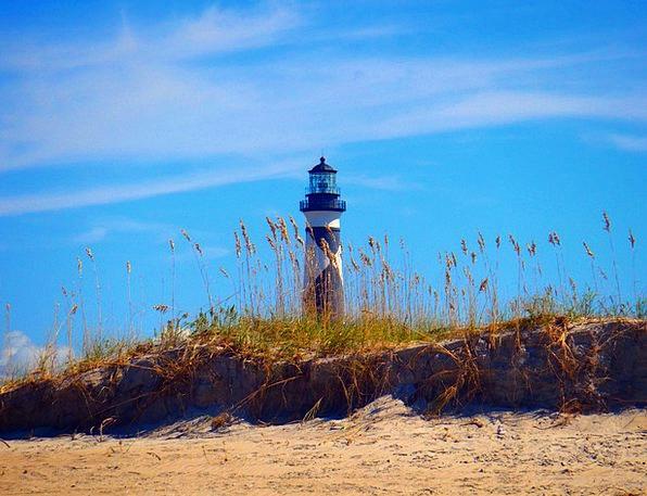Outter Banks Vacation Isle Travel Beach Seashore I