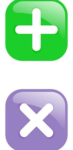 Button Key Communication Desirable Computer Green
