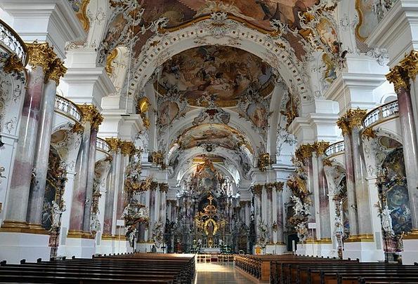 Church Ecclesiastical Confidential Interior Inner