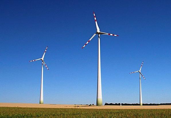 Wind Energy Windmill Renewable Enegy Wind Breeze E