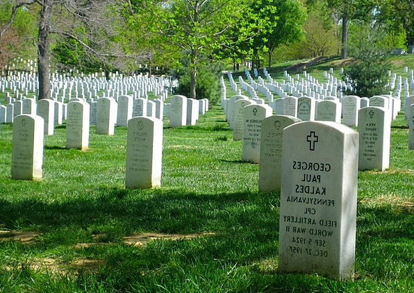 Arlington National Cemetery Washington Dc Cemetery