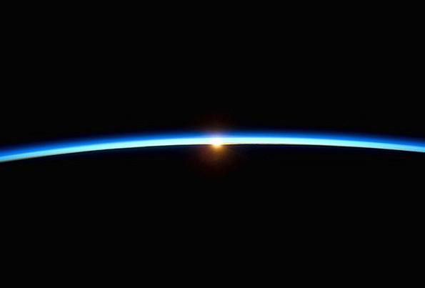 Sunrise Dawn Air Earth Soil Atmosphere Astronautic