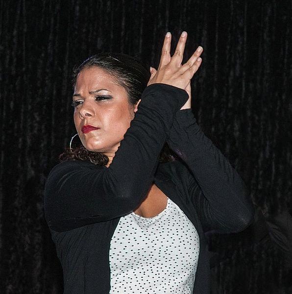 Dancer Ballerina Dance Ball Flamenco Gesture Music
