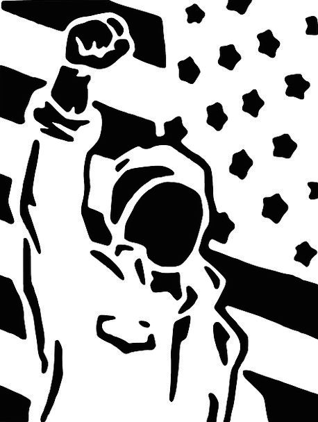 Dissent Opposition Gentleman Fist Fistful Man Disa