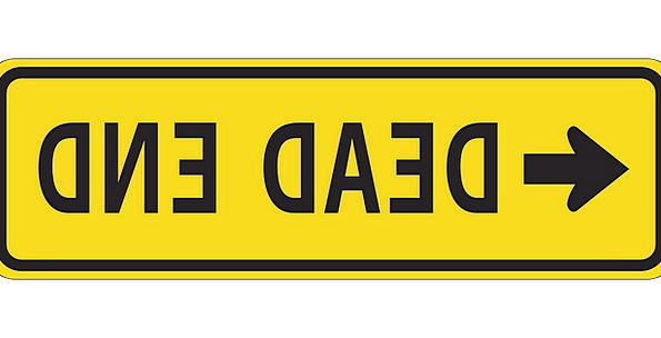 Dead Deceased Traffic Finish Transportation Sign S