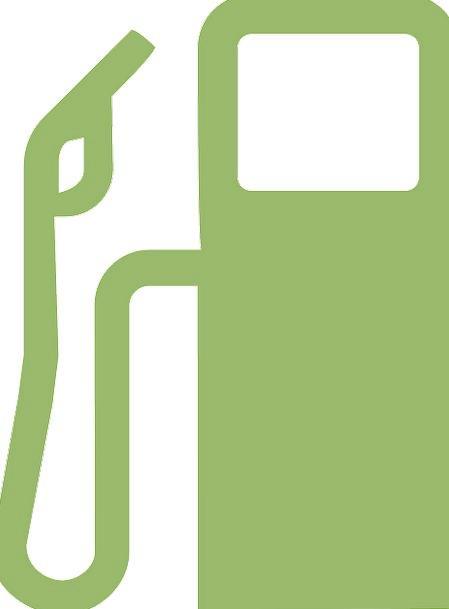Petrol Station Air Pump Drive Gas Gas Pump Petrol