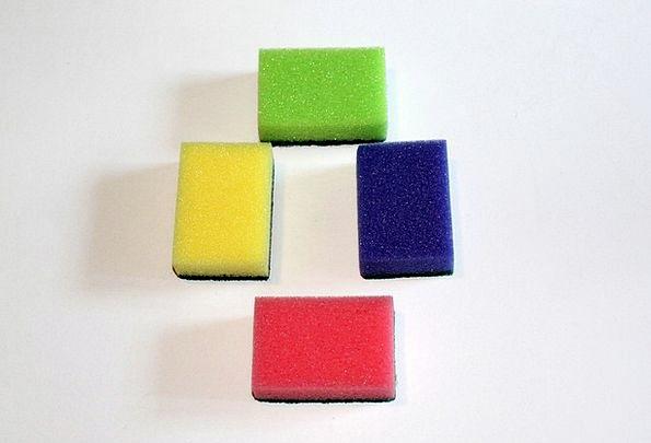 Sponge Loofa Interesting Sponges Loofas Colorful C