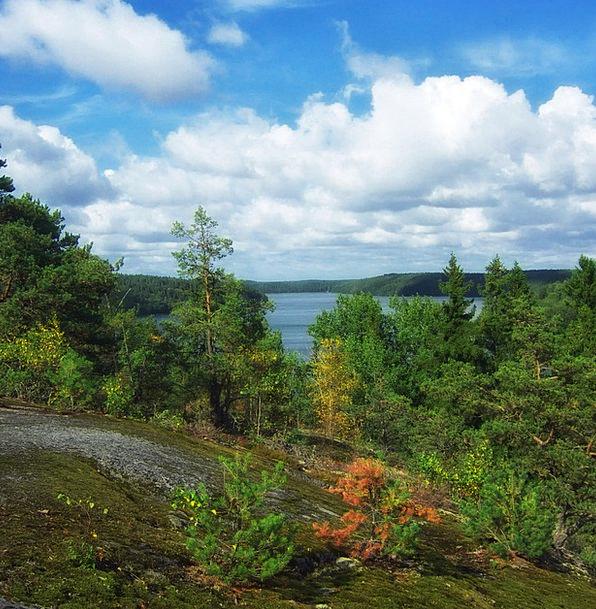 Uppland Landscapes Nature Lake Freshwater Sweden C