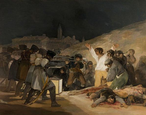 Execution Implementation Monuments Gunfire Places