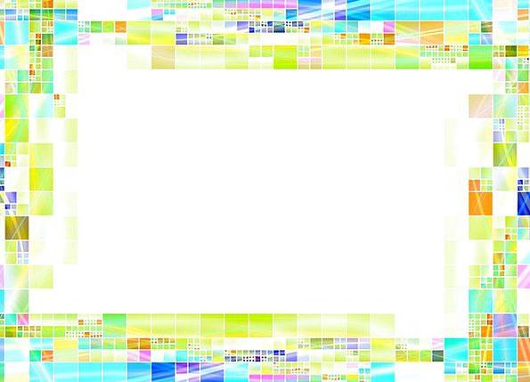 Frame Edge Textures Rhombuses Backgrounds Range Va