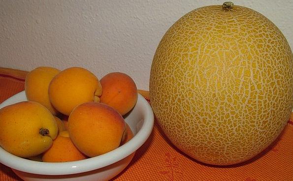 Honeydew Drink Food Apricot Melon Diet Fruit Healt