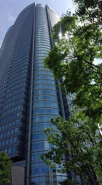 Roppongi Hills Buildings Beak Architecture Buildin