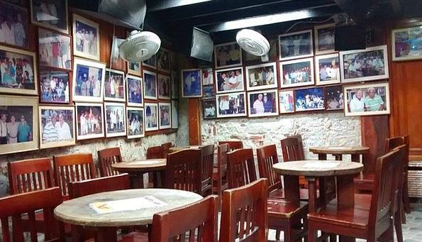 Restaurant Eatery Inn Bar Saloon Pub Retro Period