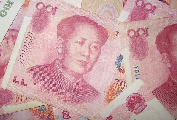 Currency Finance Minutes Business Yuan Notes Chine