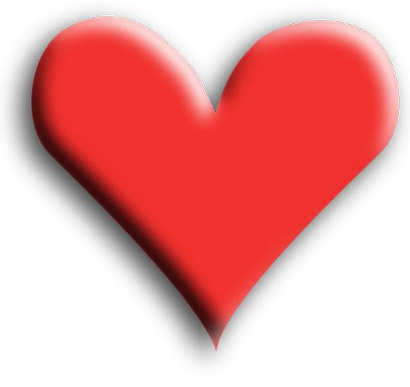 Heart Emotion Valentines Valentine Heartbeat Roman