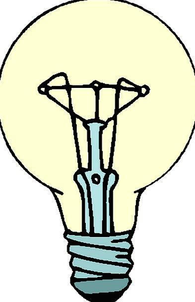 Incandescent Light Lightbulb Incadescent Bulb Free