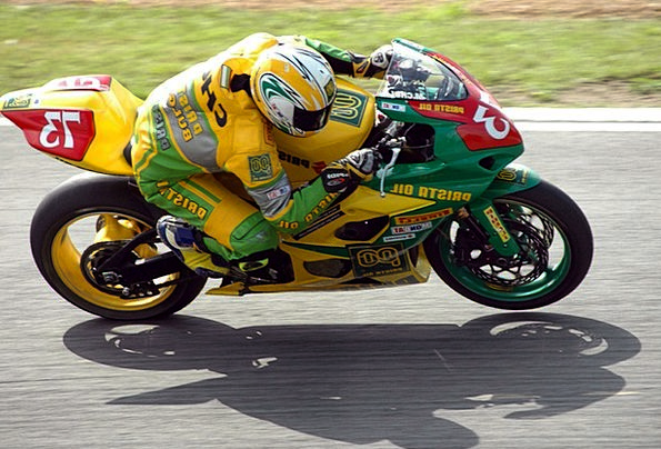 Motorcycle Motorbike Competing Brands Makes Racing