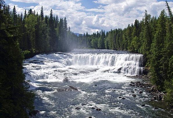 Dawson Falls Landscapes Nature Provincial Park Wel