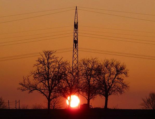 Sunset Sundown Vacation Travel Fireball Meteor Sun