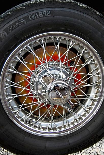Auto Car Wheel Helm Auto Tires Spokes Rods Rim Met