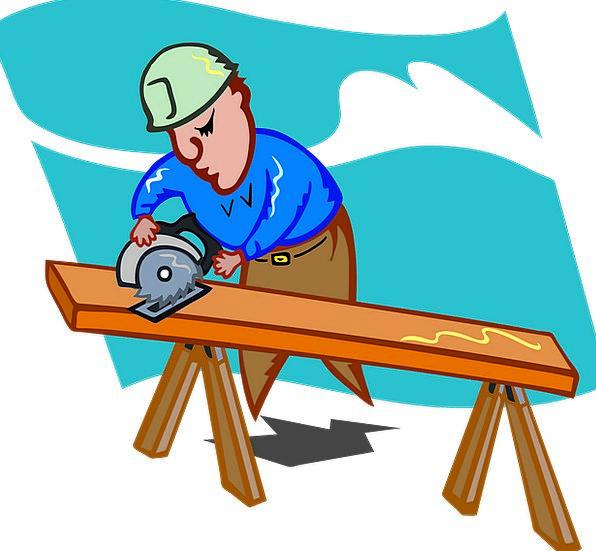 Craftsmen Craft Industry Saw Saying Schreiner Carp
