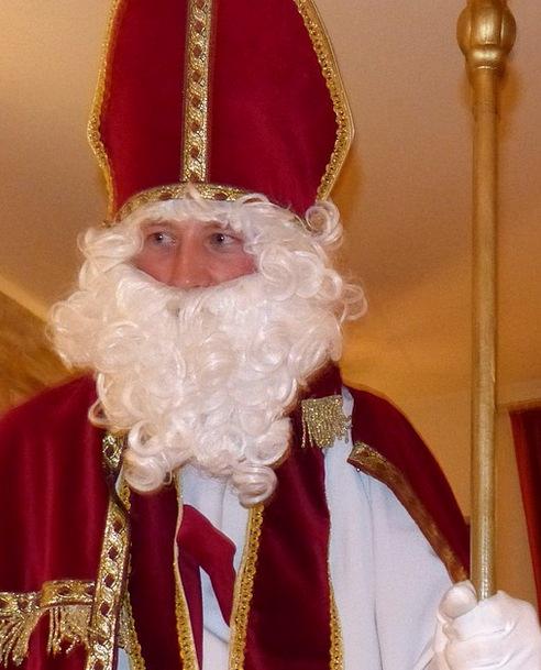 Nicholas Monk Bart Holy Man Blame Cotton Beard Giv