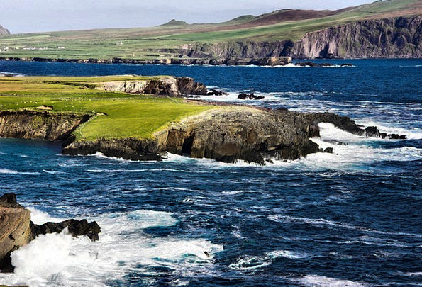Ireland Vacation Shore Travel Coastline Shoreline