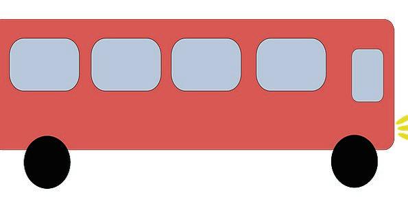 Bus Car Traffic Transportation Travel Portable Veh